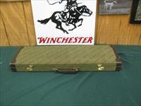 6922  Winchester 101 Pigeon Lightweight 28 gauge 28 inch barrels,ic/mod,Quail/Snipe coin silver engraved receiver,baby frame, round knob,Winchester butt pad, Winchester case,ejectors, vent rib, single select trigger,96% condition, AAA Fancy