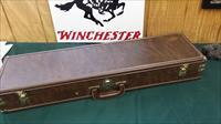 "4694  Browning Traditional Brown Case, Plush Interior 32""bls"