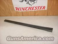 4520 Winchester Model 21 barrels only 12g 28bl mod/full ejectors solid rib reblued