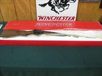 6089 Winchester 63 22 long rifle 10 round tube,23 inch barrel, NEW IN BOX, unfired, 1997-98 mfg.all original.nice grain in walnut stock.