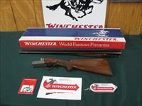 6060 Winchester 23 Pigeon XTR 20 gauge, 28 inch barrels, mod/full, AS NEW IN BOX ALL PAPERS