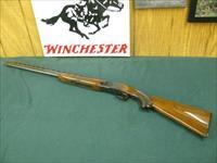 6840 Winchester 101 field 410 gauge 28 inch barrels mod/full 2 1/2 & 3 inch chambers, ejectors, vent rib, pistol grip with cap, Winchester butt plate, 98% condition, opens closes tite,bores brite shiny.nice straight walnut grain superb cond