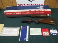 7232 Winchester 101 field 20 gauge 28 inch barrels, 2 3/4 & 3 inch chambers, mod/full front brass bead, pistol grip with cap, Winchester butt plate, all original, ejectors, vent rib, 99%+condition,AS NEW IN BOX, serialized box to gun, hang