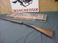 4830 Winchester 62A 22cal s l lr NEW IN PICTURE BOX 1942