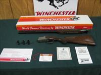 5839 Winchester 101 Pigeon Lightweight 20ga 27bls 4Wincks Winbox hangtag/papers TIGER STRIPED AAAFANCY