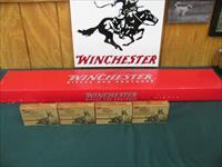6091 Winchester 1895 405 caliber 24 inch barrels, CASE COLORED RECEIVER,--TEX95 is part of serial number-very unusual, buckhorn site,lever action,NEW IN BOX,80 rounds of Hornady AMMO,checkerd stock and forend, a real beauty