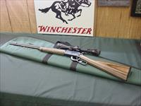 4996  Winchester 9422M    22 MAGNUM   3x9scope covers case 99%--PRICED TO SELL--
