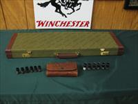 6718 Winchester 101 QUAIL SPECIAL 20 gauge 25 inch barrells 2 3/4 & 3inch chamber, STRAIGHT GRIP,all original, Winchester butt pad, vent rib ejectors,quail/dogs engraved coin silver receiver, AAA++ TIGER STRIPED WALNUT HEAVILY FIGURED.12 ch