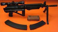 Galil SAR 5.56/.223 with Leupold Scope
