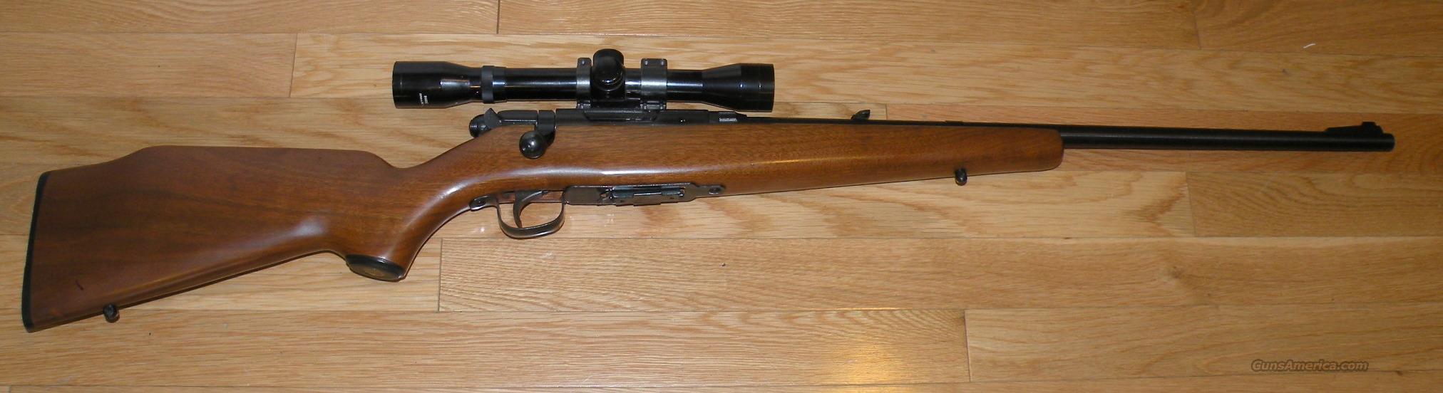 Savage, Model 340E, RARE 22-Hornet Caliber