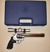 SMITH & WESSON CLASSIC 629-6 STAINLESS REVOLVER