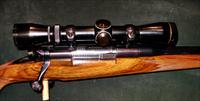 J. MERCER CUSTOM MODEL 70, 270 CAL RIFLE