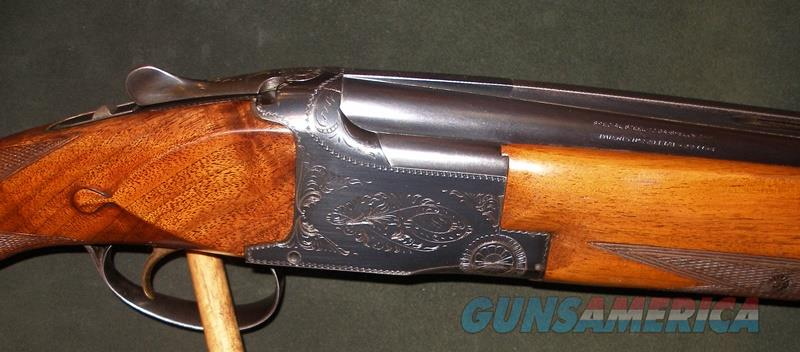 BROWNING, 1962 SUPERPOSED GRADE 1 LIGHTENING 12GA O/U SHOTGUN