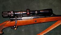 ABERCROMBIE & FITCH FN MAUSER ACTION 270 CAL RIFLE