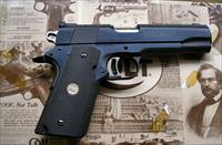 COLT, 1911 SERIES 80, NATL MATCH MK IV 45 COLT CAL