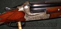 MERKEL, MODEL 200E SCALLOPED BOXLOCK 12GA SHOTGUN