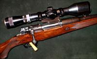 HOLLAND & HOLLAND MAUSER 270 CAL RIFLE