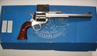 FREEDOM ARMS, PREMIER GRADE 83 STAINLESS REVOLVER