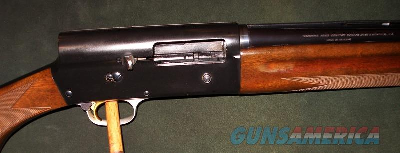 BELGIUM BROWNING, FN A5 SUPERLIGHT 20GA SEMI AUTO SHOTGUN