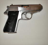 WALTHER/INTERARMS PPK/S 380- 9MM KURZ PISTOL