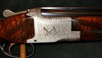BROWNING, PIGEON GRADE BROADWAY TRAP 12GA O/U SHOTGUN