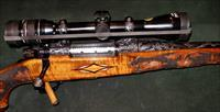 WEATHERBY FACTORY MARK V CUSTOM CROWN GRADE 257 WBY RIFLE