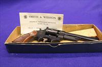 Factory fresh Smith & Wesson 28-2 .357 boxed  7manual