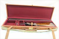 Winchester Model 21 12 bore Trap cased