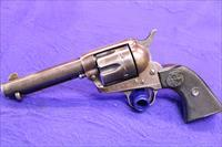 "Very Late 1898 Colt Single Action Army Frontier Six Shoot 4 3/4"" 44-40"