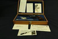 "Smith & Wesson 29-2 6.5"" as new cased papers tools shipping box"