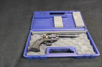 "Colt Cowboy 5'5"" Blued & Cased SAA .45 LC"
