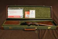 As New Pristine Wincehster Model 23 Havy Duck 12 ga cased