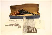 Very Nice Smith & Wesson 25-2 .45 acp with original box, tools, and papers
