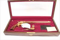 REDUCED Golden Tribute Samuel Colt SAA by Uberti & AHF as new