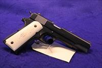 Colt 70 Series 1911 Custom bone grips