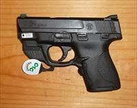 Smith & Wesson M&P 9 Shield with Green laser