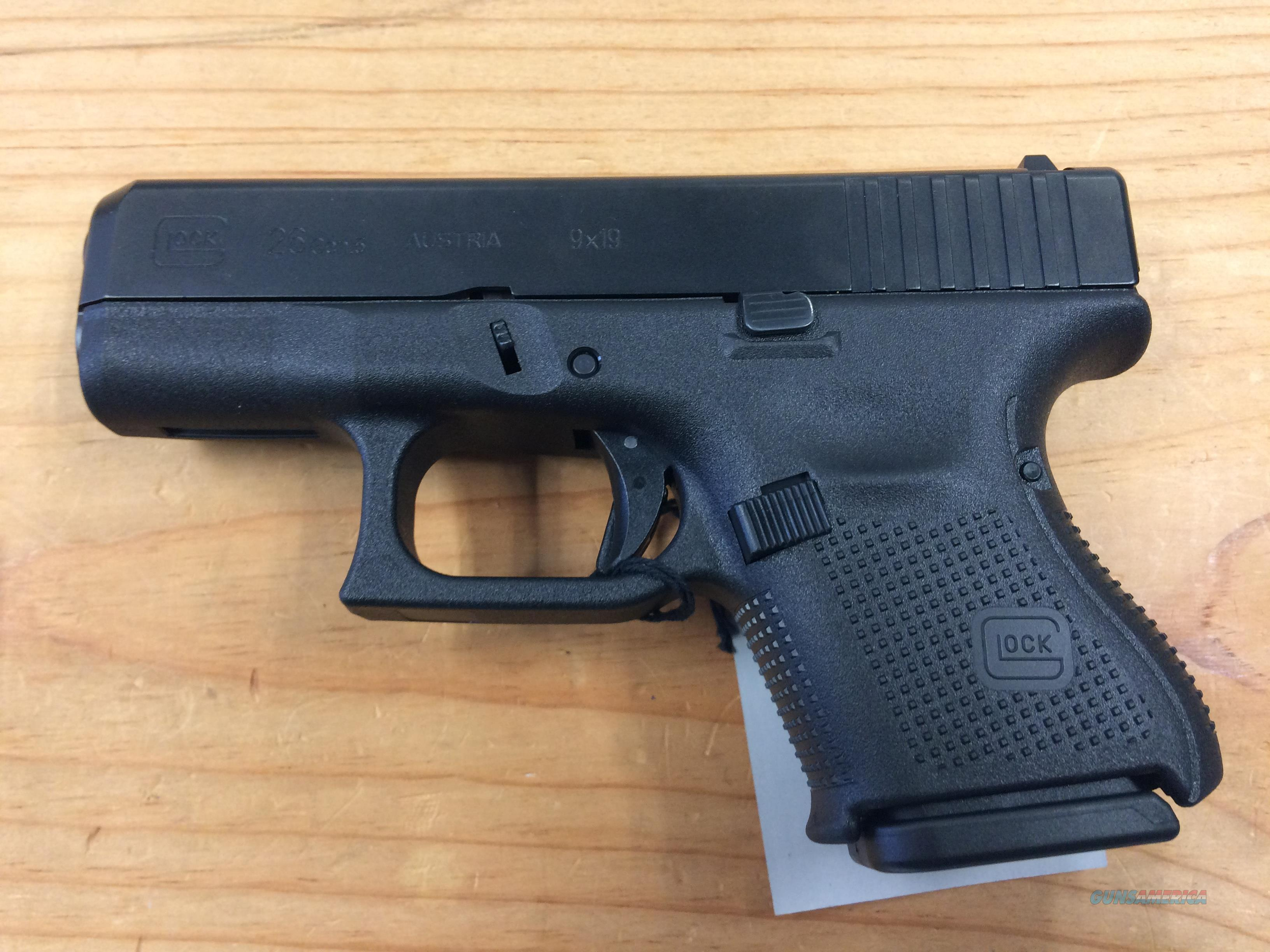 Glock 26 Gen 5 For Sale