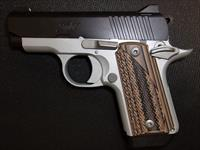 Kimber Micro Carry Advocate