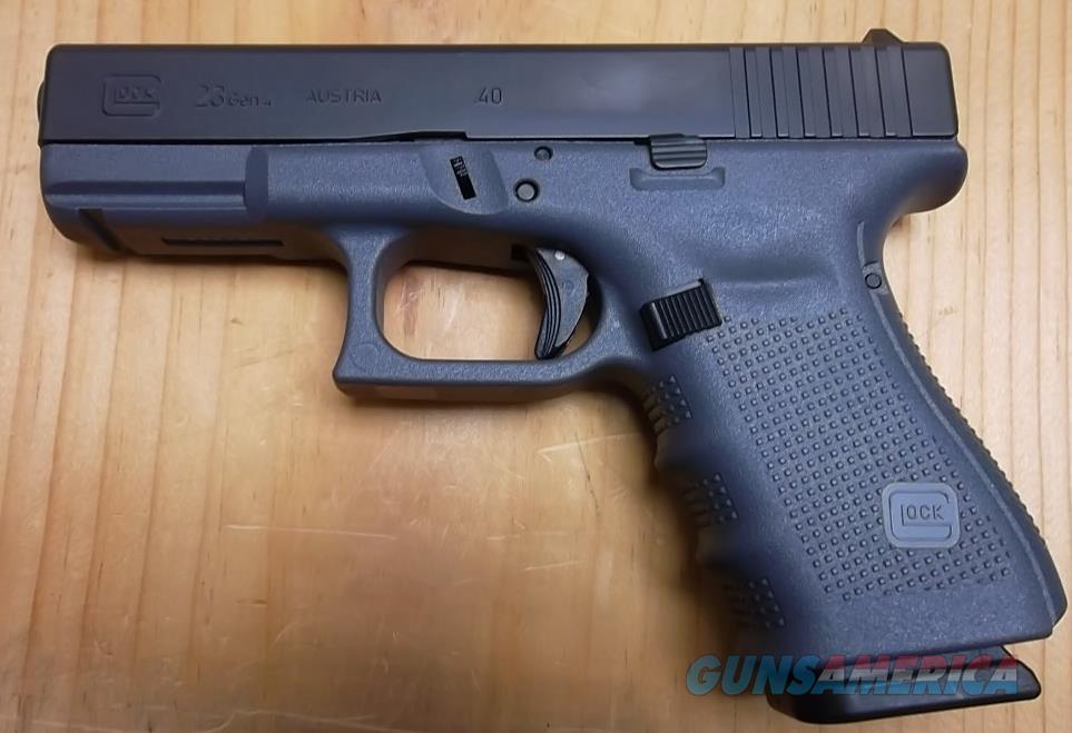 Glock 23 Gen 4 Grey Frame for sale