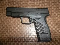 Springfield Armory XDS 9mm