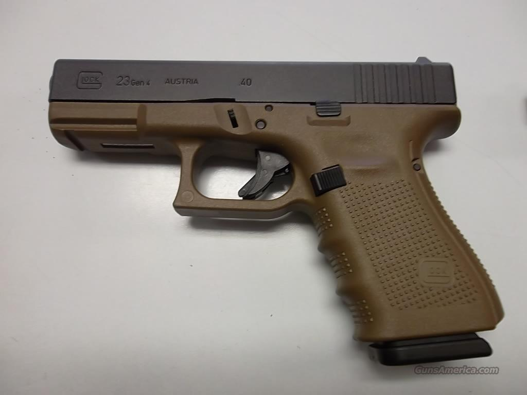 Glock 23 Gen4 FDE frame for sale