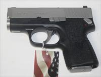 KAHR ARMS PM4143N MODEL PM40 40 S&W WITH EXTERNAL SAFETY AND LCI AND TRITIUM NIGHT SIGHTS NEW IN BOX