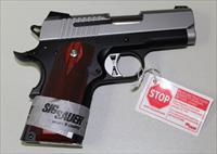 SIG-SAUER 1911UT-9-TSS 9MM 3.3 INCH ULTRA COMPACT TWO TONE NEW IN BOX
