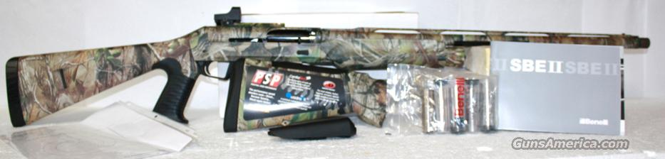 BENELLI PERFORMANCE SHOP SUPER BLACK EAGLE II TURKEY NEW IN HARD CASE