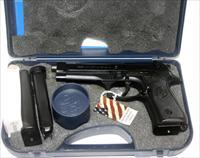 BERETTA 92FS 9MM WITH 3 - 15 ROUND MAGAZINES NEW IN BOX