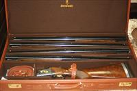 BROWNING CITORI GRADE VII ALL GAUGE SKEET SET WITH ADJUSTABLE STOCK AND  LUGGAGE CASE