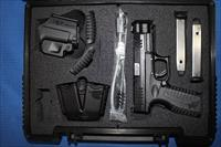 SPRINGFIELD XDM40 IN HARD CASE WITH GEAR PACKAGE LIKE NEW
