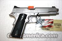 KIMBER STAINLESS II 45 ACP NEW IN CASE