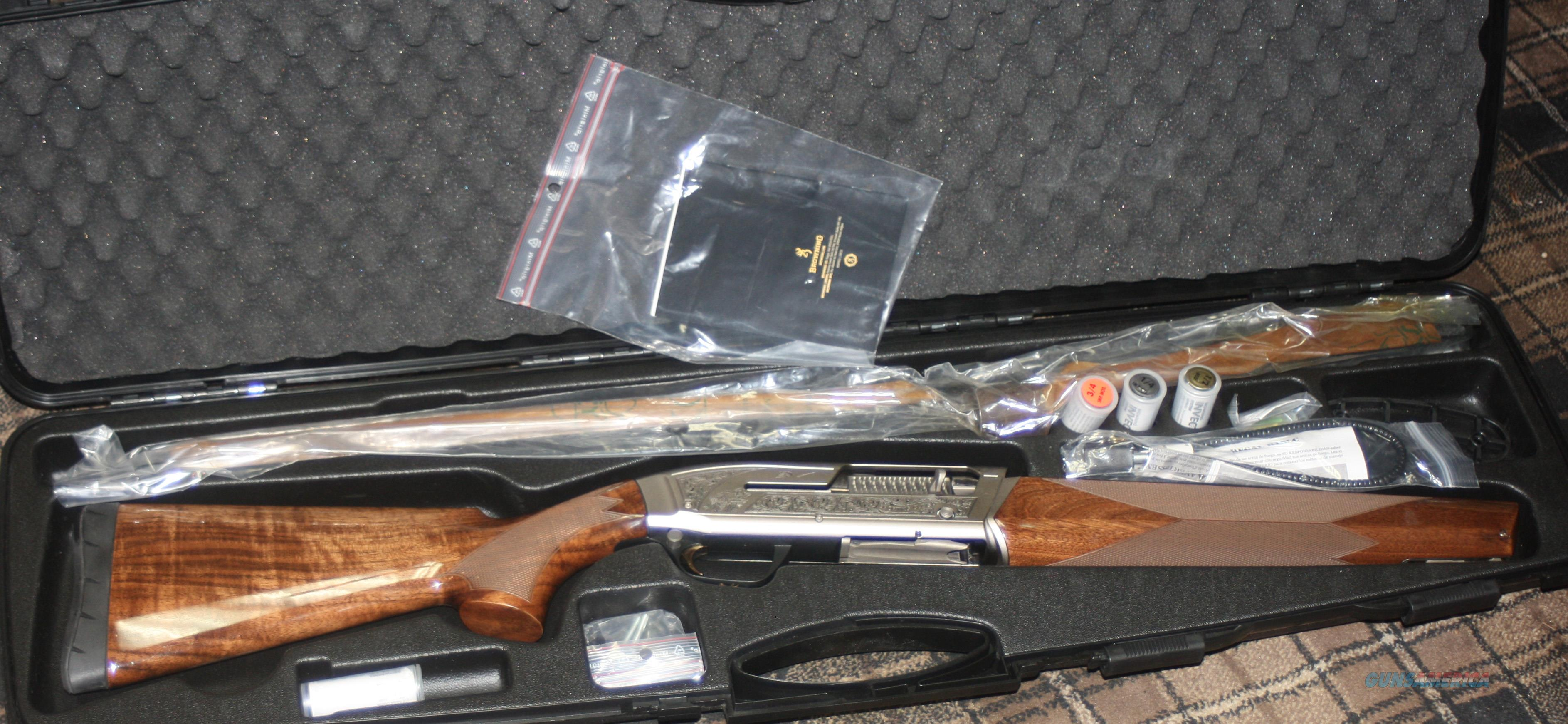 Browning Maxus Sporting 12 Gauge 30 New In Har For Sale