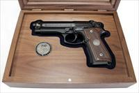 BERETTA M9 30TH ANNIVERSARY LIMITED EDITION ONLY 2015 UNITS WILL BE MADE NEW IN PRESENTATION CASE